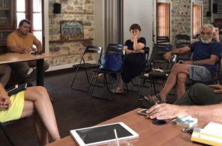 Νοτοπούλου: Υφυπουργός Μακεδονίας-Θράκης, Διευθύντρια Γραφείου Πρωθυπουργού, δεν πάτησε στην κατεστραμμένη Σαμοθράκη – Την θυμήθηκε τώρα;