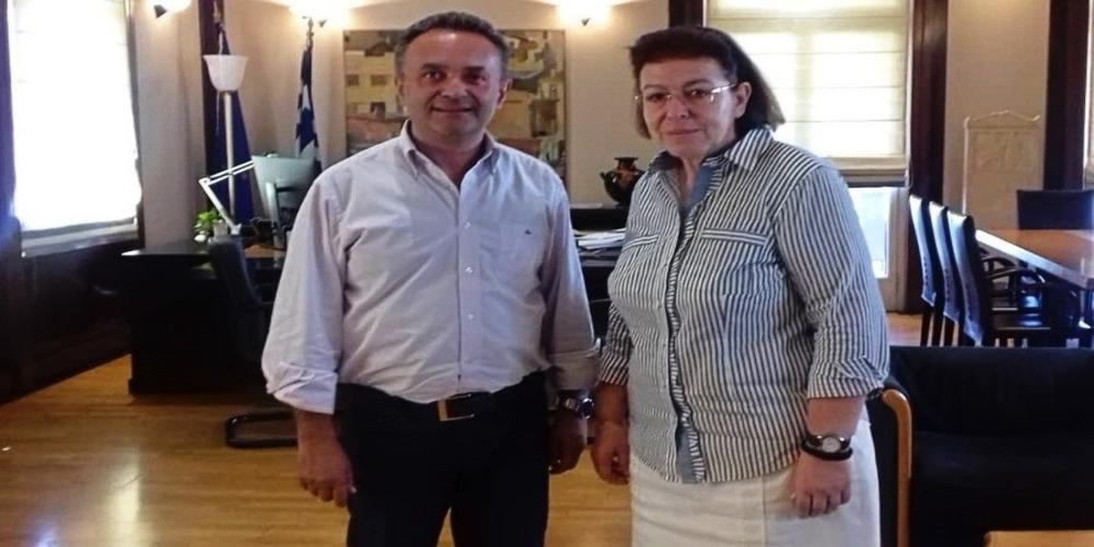 Με την Υπουργό Πολιτισμού συναντήθηκε ο βουλευτής Σταύρος Κελέτσης και έθεσε θέματα του Έβρου