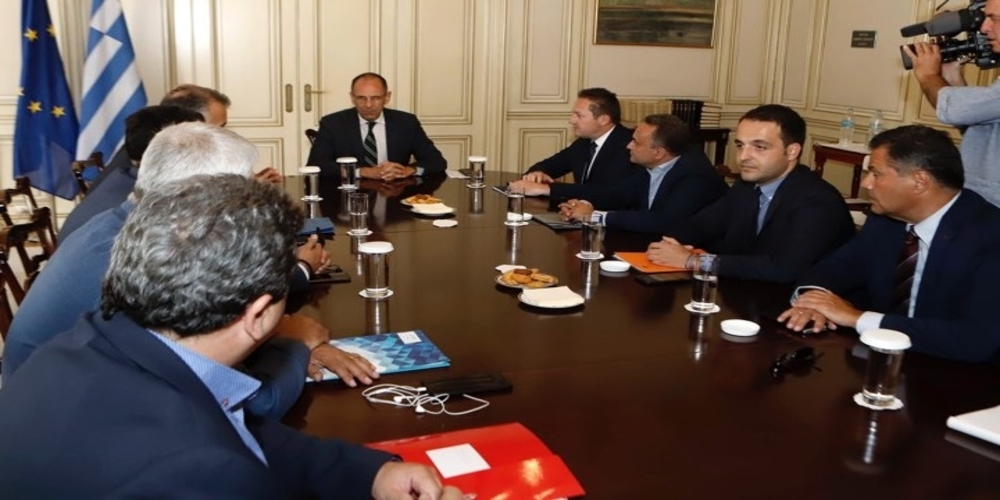 Σαμοθράκη: Τι συζητήθηκε στη δεύτερη κυβερνητική σύσκεψη – Βίτσας: Θετικά τα μέτρα που ανακοινώθηκαν
