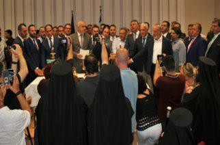Η ορκωμοσία του Περιφερειάρχη και του Περιφερειακού Συμβουλίου Ανατολικής Μακεδονίας και Θράκης (φωτορεπορτάζ)