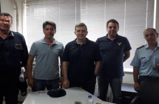 Αστυνομικοί Αλεξανδρούπολης: Αυτά είναι τα έξι κορυφαία προβλήματα που αναλύσαμε στον υπουργό Μιχάλη Χρυσοχοίδη