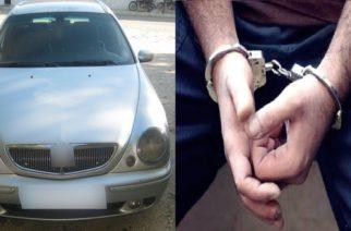 Συνελήφθη 25χρονος στην περιοχή Τυχερού να μεταφέρει λαθρομετανάστες