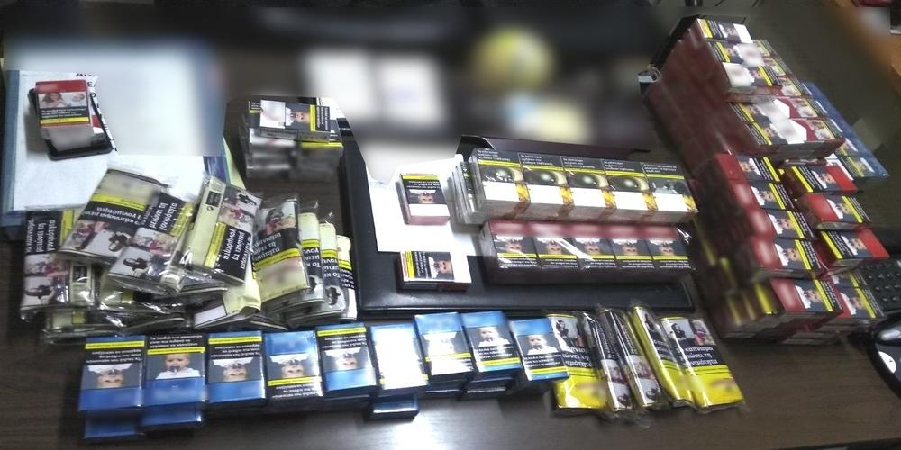 Αλεξανδρούπολη: Συνελήφθησαν τρεις Έλληνες για λαθραία τσιγάρα