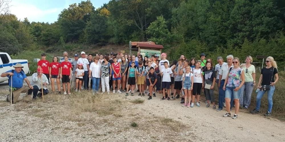 Μπράβο στους Πενταλοφιώτες: Εθελοντική αιμοδοσία, γνωριμία παιδιών με το δάσος και απόψε Αντάμωμα (φωτό)