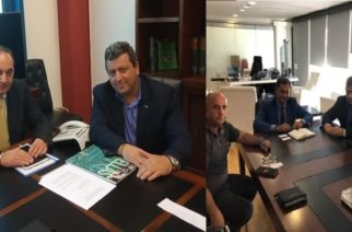 Συναντήσεις του δημάρχου Σαμοθράκης Νίκου Γαλατούμου με τους υπουργούς Ναυτιλίας και Τουρισμού – Οι δεσμεύσεις τους