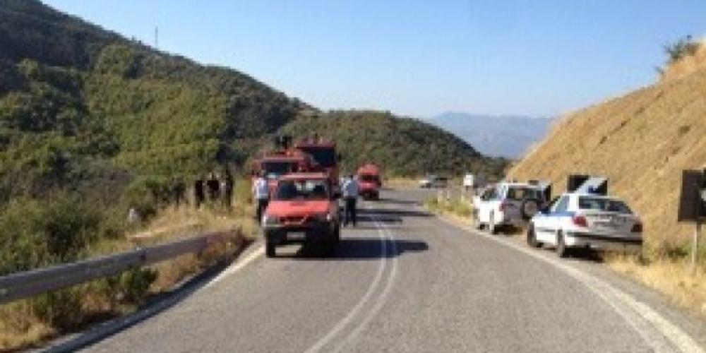 Εξι νεκροί και 10 τραυματίες, οι 7 πολύ σοβαρά από το τροχαίο δυστύχημα στα Λουτρά