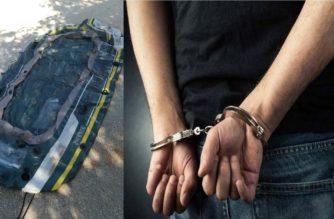 Πέρασε με βάρκα απ' την Τουρκία λαθρομετανάστες, αλλά στον κάμπο Σουφλίου τον συνέλαβαν