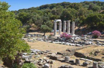 Κωνσταντίνος Τριανταφυλλάκης: Να πας στην Σαμοθράκη…
