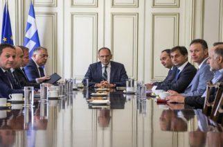 Αυτά είναι τα μέτρα που αποφάσισε η Κυβέρνηση για την Σαμοθράκη στην υπουργική σύσκεψη
