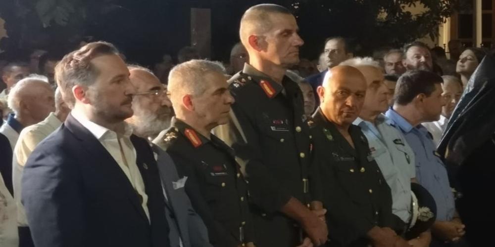 LIVE: Η ορκωμοσία του νέου δημάρχου Αλεξανδρούπολης Γιάννη Ζαμπούκη και του νέου Δημοτικού Συμβουλίου