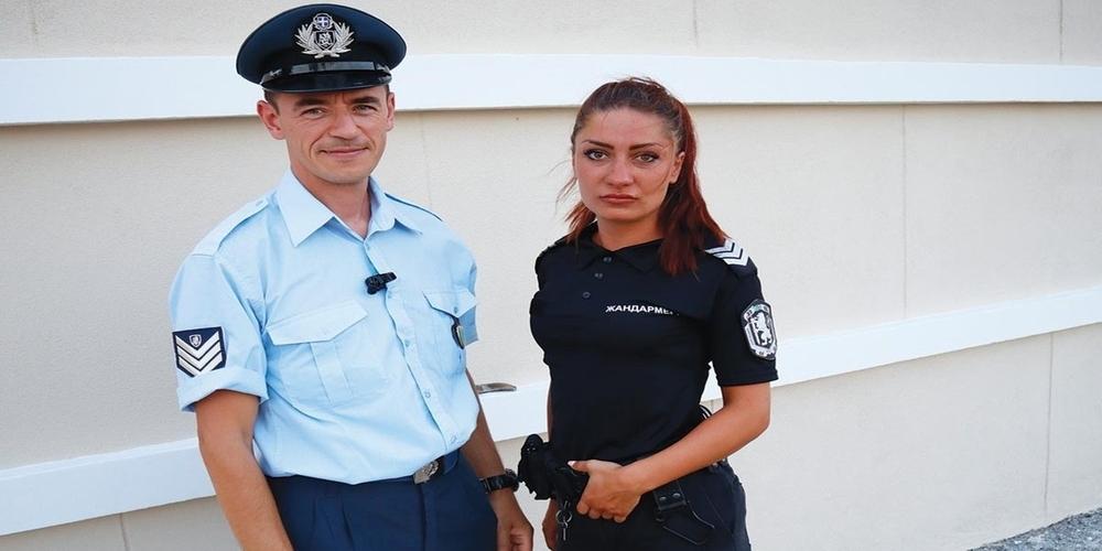 Βούλγαροι αστυνομικοί, περιπολούν στην παραλιακή ζώνη της περιοχής μας