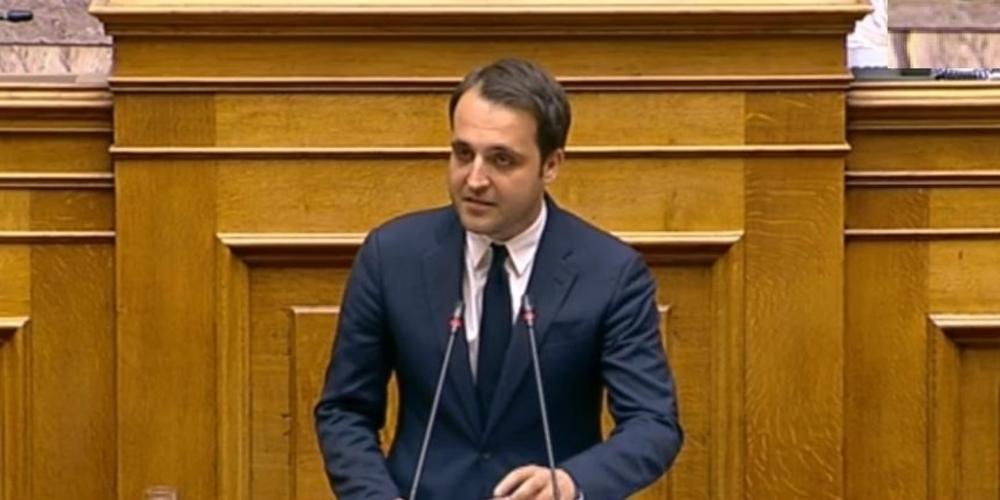 """Δερμεντζόπουλος: """"Οι πολίτες που ταλαιπωρούνται ζητούν από μας τους πολιτικούς λύσεις και όχι να μαλώνουμε"""""""