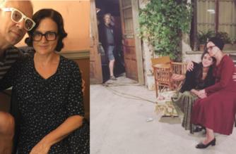 """Αγνώριστη η συντοπίτισσα μας Καρυοφυλιά Καραμπέτη, για τις ανάγκες της ταινίας """"Ευτυχία"""""""