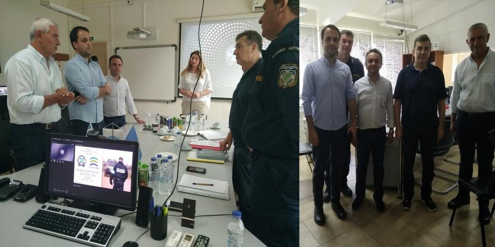 Κελέτσης σε Χρυσοχοίδη: Όσοι Εβρίτες αστυνομικοί το επιθυμούν, να έρχονται μέσω ενίσχυσης και μοριοδότησης