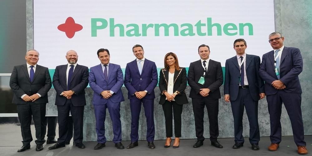 Pharmathen: Εγκαίνια της Νέας Μονάδας Ενέσιμων Βραδείας Αποδέσμευσης στις Σάπες