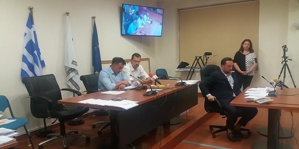 Αλεξανδρούπολη: Ο Δημήτρης Κολιός εκλέχθηκε νέος Πρόεδρος Δημοτικού Συμβουλίου – Εκλέχθηκαν και οι Επιτροπές (φωτορεπορτάζ)