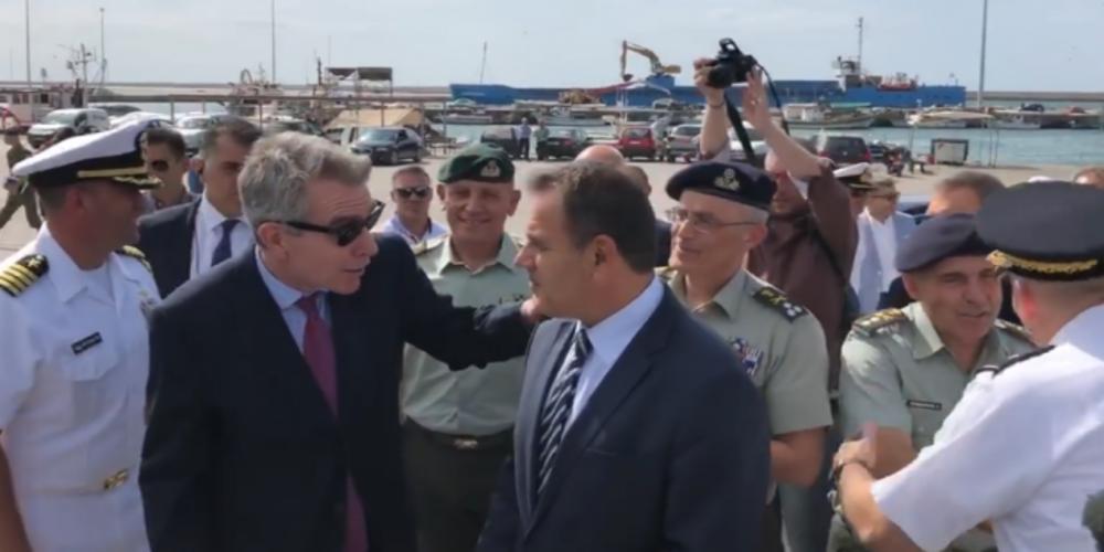 Αλεξανδρούπολη: Μίνι στρατιωτική βάση στο λιμάνι, περιλαμβάνει η νέα αμυντική συμφωνία ΗΠΑ και Ελλάδας