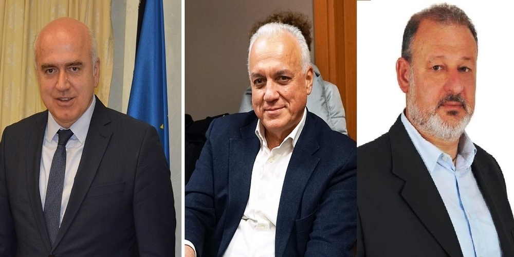 Περιφέρεια ΑΜ-Θ: Ανακοίνωσαν επίσημα την συνεργασία τους οι παρατάξεις Μέτιου, Σιμιτσή, Καραγιώργη