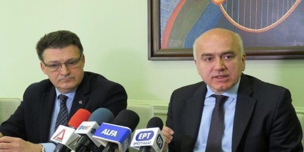 Αναπληρωτής Περιφερειάρχη και Πρόεδρος της Οικονομικής Επιτροπής ο Δημήτρης Πέτροβιτς, με απόφαση Μέτιου
