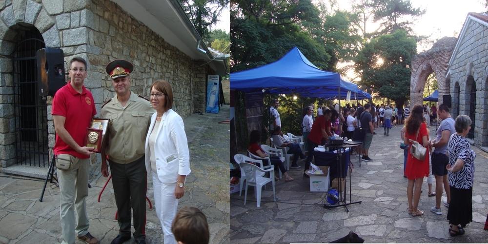 """Οι Καστροπολίτες στις """"Γιορτές της κοιλάδας των Θρακών Βασιλέων"""" στη Βουλγαρία"""