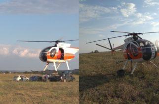 Ορεστιάδα: Συνεχείς αεροψεκασμοί καταπολέμησης των κουνουπιών λόγω κρουσμάτων ιού Δυτικού Νείλου (ΒΙΝΤΕΟ+φωτό)