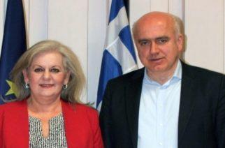 Η Εβρίτισσα Ελένη Δημούδη ορίστηκε Εκτελεστική Γραμματέας της Περιφέρειας ΑΜ-Θ