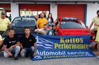 Αλεξανδρούπολη: Θρίαμβος του Γιώργου Κολιού με τρεις πρώτες θέσεις στο Πανελλήνιο Πρωτάθλημα Dragster των Σερρών