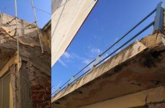 """Δήμος Αλεξανδρούπολης: Έτσι είναι σήμερα οι κτιριακές αθλητικές εγκαταστάσεις στο γήπεδο """"ΦΩΤΗΣ ΚΟΣΜΑΣ"""""""