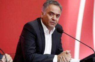 Ο Γραμματέας του ΣΥΡΙΖΑ Πάνος Σκουρλέτης έρχεται στον Έβρο για τον χρυσό