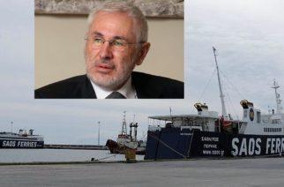 Σοβαρές καταγγελίες Μανούση για την ακτοπλοϊκή κρίση της Σαμοθράκης – Θα προκαλέσουν παρέμβαση Εισαγγελέα; – Όλη η συνέντευξη