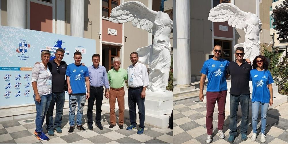 Αλεξανδρούπολη: Με Μιχαλεντζάκη, Γκατσιούδη, Βουρδόλη αύριο το RUN Greece, το μεγαλύτερο αθλητικό γεγονός
