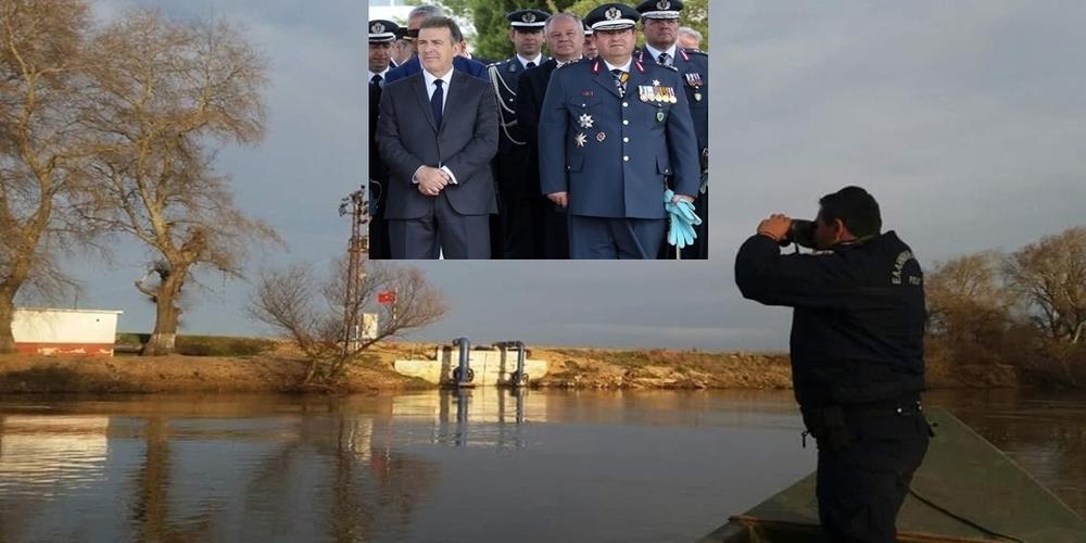 Καμιά μετάθεση αστυνομικού προς Έβρο – Αντιδράσεις και αιχμές των συνδικαλιστών για Χρυσοχοίδη, Αρχηγό ΕΛ.ΑΣ