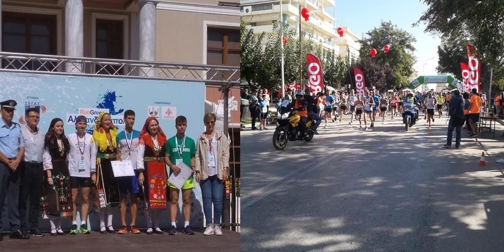 Αλεξανδρούπολη: Με πολύ μεγάλη επιτυχία το φετινό RUN GREECE – Όλοι οι νικητές (ΒΙΝΤΕΟ+φωτό)