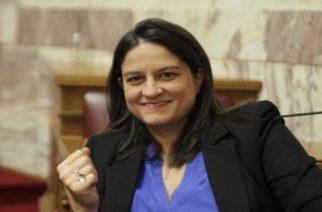 Σε Ορεστιάδα και Νέα Βύσσα, έρχεται η υπουργός Παιδείας Νίκη Κεραμέως το πρώτο 10ήμερο Οκτωβρίου
