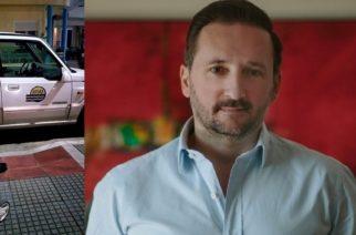 Συγγνώμη Ζαμπούκη από συμπολίτη, για το παράνομο παρκάρισμα αυτοκινήτου της ΔΕΥΑΑ σε ράμπα ΑΜΕΑ