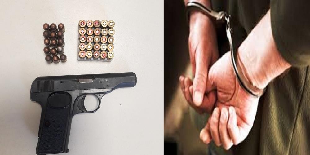 Ορεστιάδα: Συνέλαβαν με πιστόλι και φυσίγγια… 81χρονο!!!