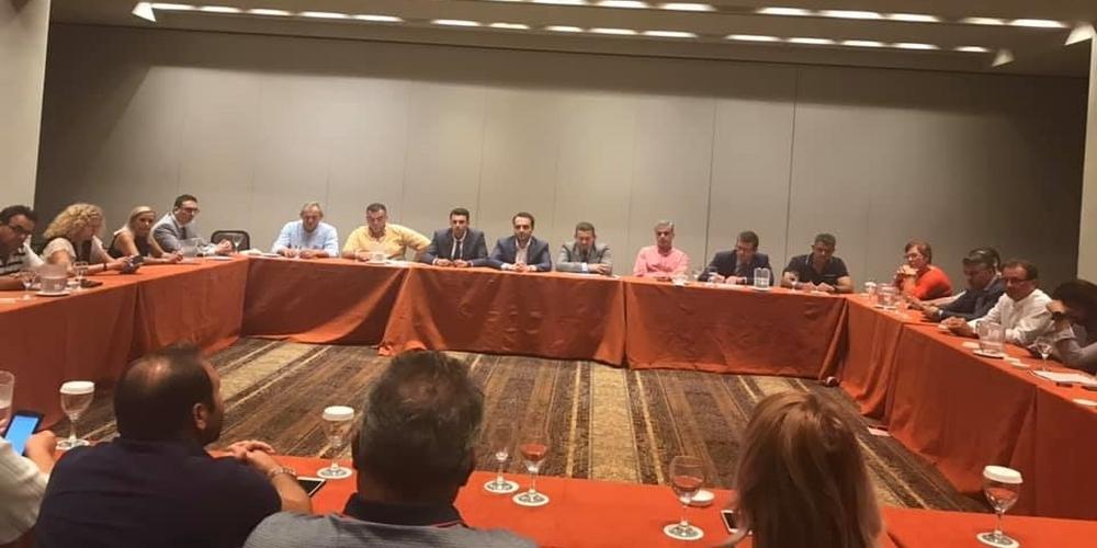 Έβρος: Επίσκεψη και συναντήσεις του κλιμακίου της Ν.Δ με θεσμικούς και παραγωγικούς φορείς (φωτορεπορτάζ)