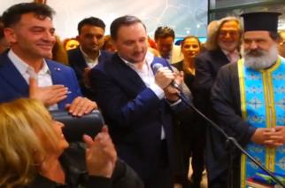 Αλεξανδρούπολη: Τον Δημήτρη Κολιό προτείνει για Πρόεδρο Δημοτικού Συμβουλίου ο δήμαρχος Γιάννης Ζαμπούκης