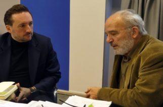 Στενή συνεργασία Δήμου Αλεξανδρούπολης και Οργανισμού Λιμένα συμφώνησαν Γιάννης Ζαμπούκης και Χρήστος Δούκας