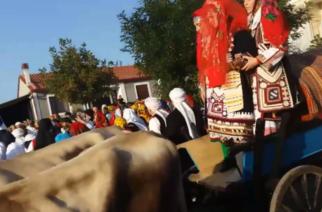 Αναβίωσαν τον παραδοσιακό γάμο στο Ισαάκιο Διδυμοτείχου (ΒΙΝΤΕΟ)