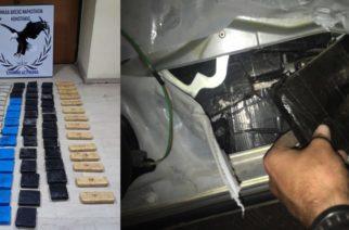 Σύλληψη 6 μελών δύο εγκληματικών οργανώσεων που διακινούσαν 42 κιλά ηρωίνης στην Κομοτηνή