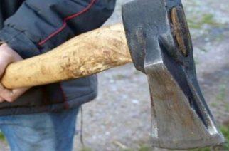 Σουφλί: Επιτέθηκε και χτύπησε την μητέρα του με μαχαίρι και τσεκούρι