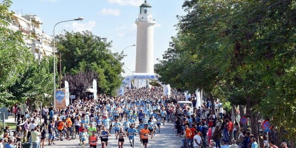 RUN GREECE Αλεξανδρούπολης: Πάνω από 2.000 συμμετοχές για το κορυφαίο αθλητικό γενονός της Κυριακής 22 Σεπτεμβρίου