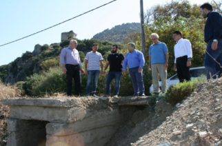 Σαμοθράκη: Διήμερη επίσκεψη, επιθεώρηση έργων και συναντήσεις του Περιφερειάρχη ΑΜ-Θ Χρήστου Μέτιου