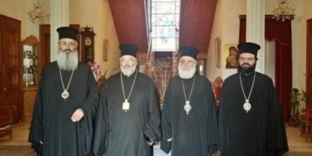 """Έκτακτη ανακοίνωση των 4 Μητροπολιτών της Θράκης: """"Κίνδυνος να δημιουργηθεί στον τόπο μας νέα θρησκευτική μειονότητα"""""""