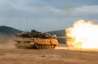 Έβρος: Καταιγισμός πυρών για δυο ημέρες από άρματα και πολυβόλα