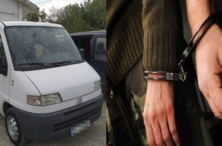 Έβρος: Καταδίωξη στον κάθετο άξονα και σύλληψη δύο νεαρών που διακινούσαν λαθρομετανάστες