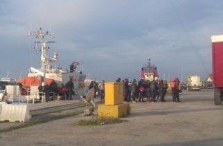 Εντοπισμός και διάσωση απ' το Λιμενικό 27 λαθρομεταναστών στην Αλεξανδρούπολη