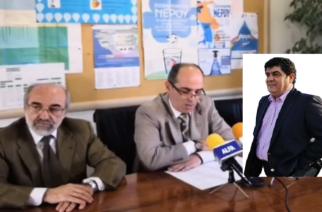 Αλεξανδρούπολη: Σε αργία τέθηκε και ο Γιώργος Ουζουνίδης μετά τον Βαμβακερό – Θα… τριτώσει με Λαμπάκη;