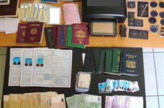 Ορεστιάδα: Ήρθε από την Αθήνα φέρνοντας πλαστά έγγραφα και κάρτες sim για διευκόλυνση λαθρομεταναστών